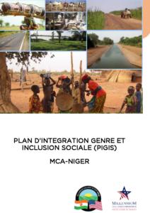 Plan d'Intégration Genre et Inclusion Sociale (PIGIS)