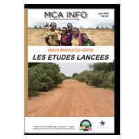 Newsletter MCA-Niger, N° 001 - Juin 2018
