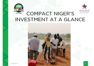 MCA-Niger_investment_ at_a_glance