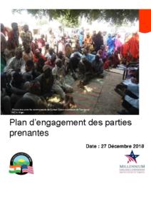 Plan d'Engagement des Parties Prenantes (PEPP)