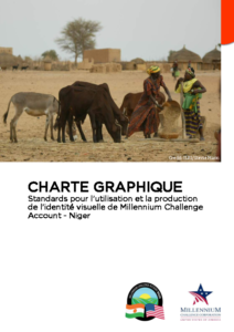 Charte graphique MCA-Niger (French)