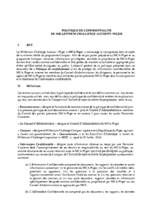 MCA-Niger-Politique-de-Confidentialité