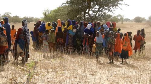 Population venue à la rencontre de l'équipe MCA-Niger