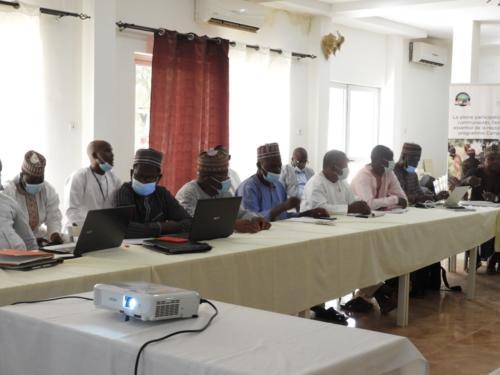 Participants à la rencontre.