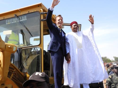 Lancement officiel des travaux par le Président de la République du Niger et du CEO de MCC