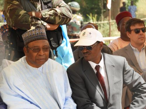 Le Président du Conseil d'Administration de MCA-Niger